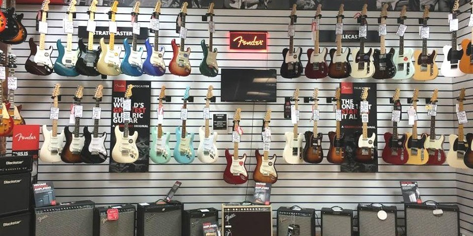 Fender Guitars - Essex and Herts
