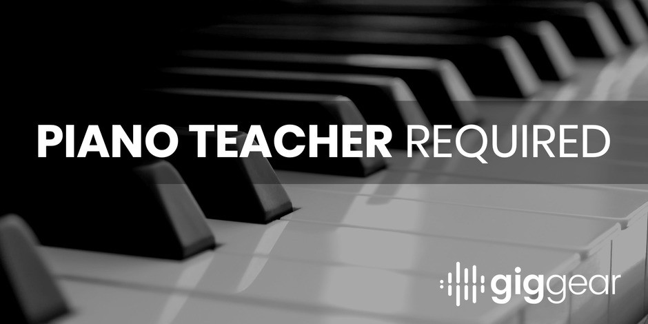 Piano Teacher Required