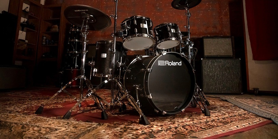 Roland VAD V-Drums Acoustic Design
