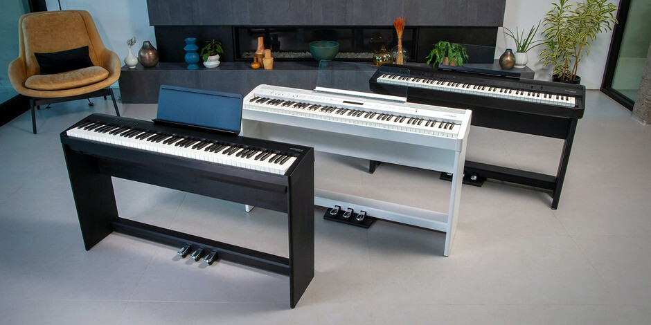 Roland FP-X Series Digital Pianos