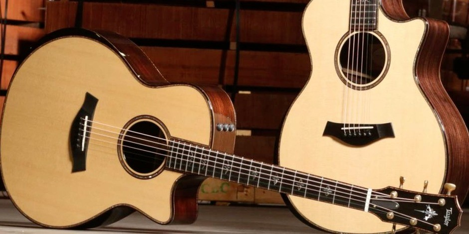 Taylor Guitars - Herts and Essex