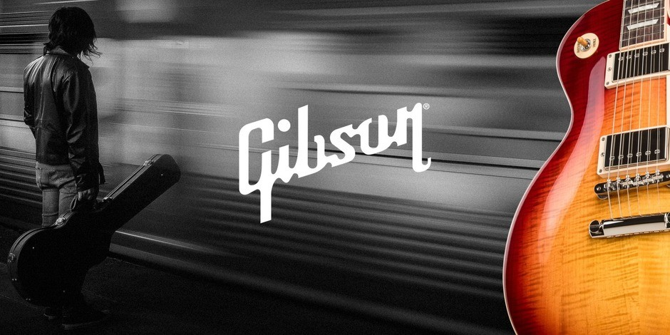 Gibson - it's back!