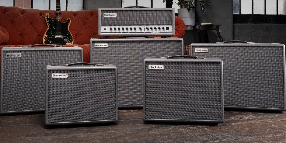 Blackstar Silverline Guitar Amps
