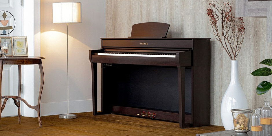 Yamaha CLP700 Series Digital Pianos